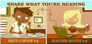 Scolastic Read and write book reviews