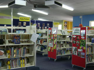 Our Library/ICT Suite